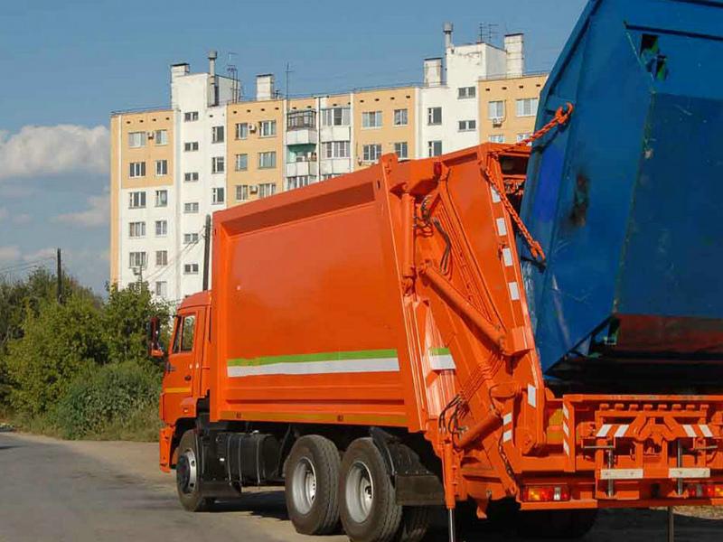 арифы на вывоз мусора