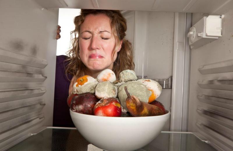 Запахи в холодильнике