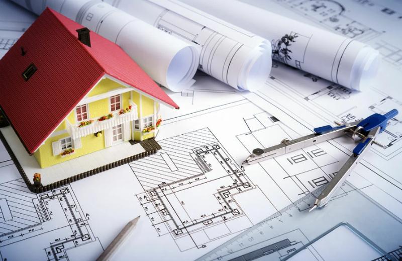 Как я начал строить дом своей мечты, первые шаги