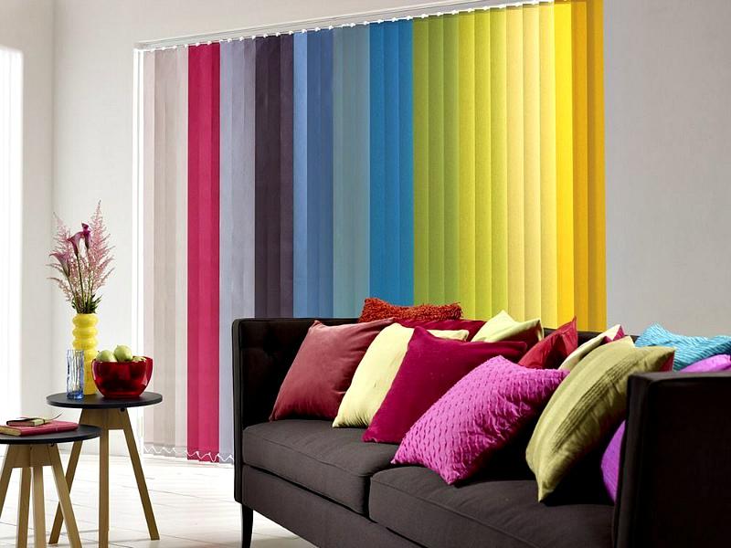 Разноцветная композиция