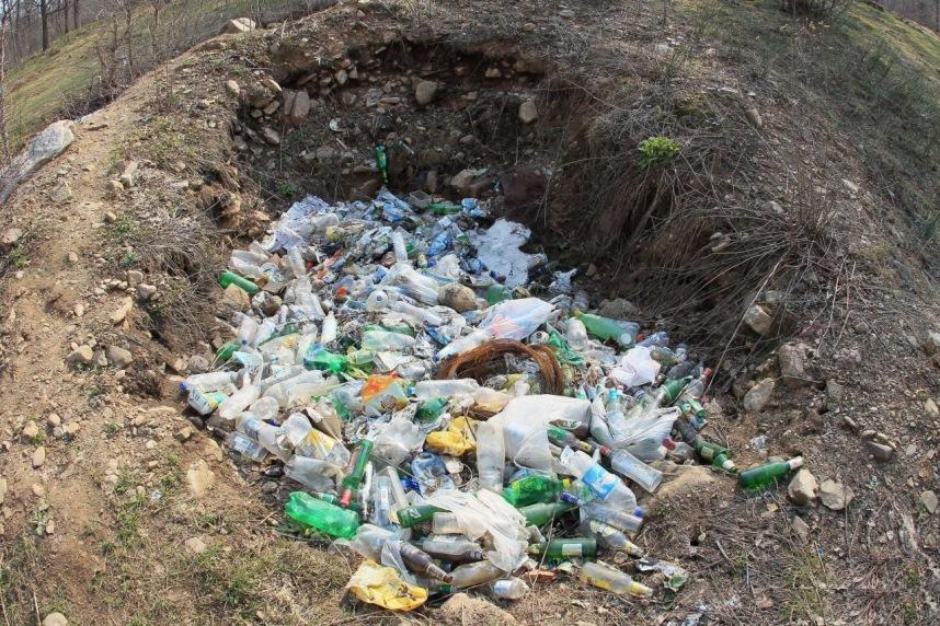 Штраф за мусор