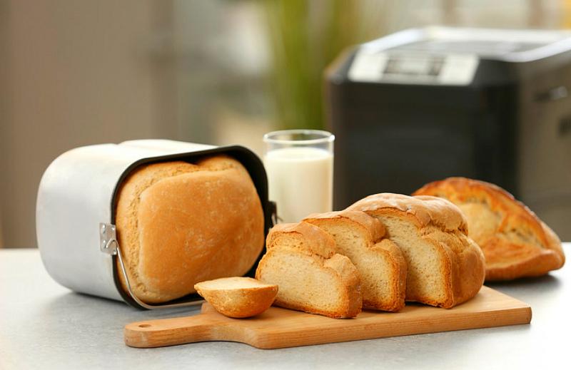 Карантин на даче - хлеб можно испечь