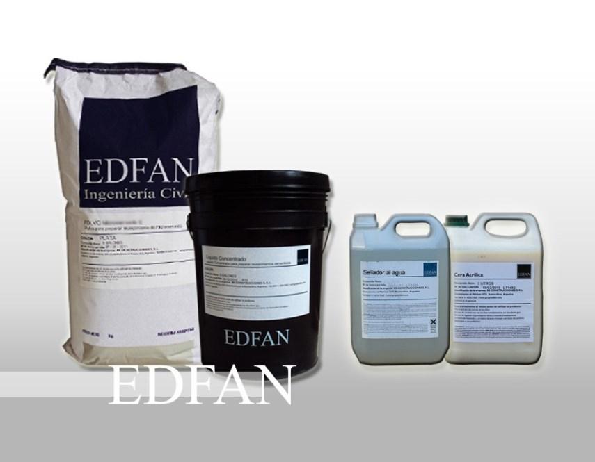 Микроцемент Edfan