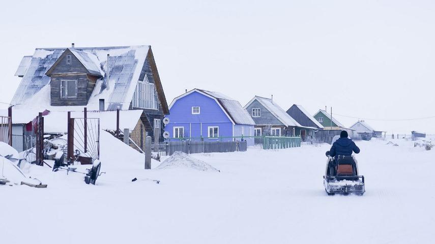 Ненецкая деревня