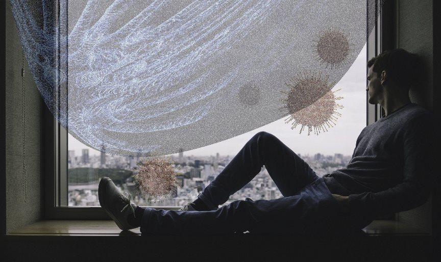 Коронавирус, самоизоляция