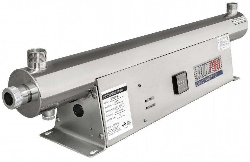 Обеззараживатель AquaPro UV12GPM