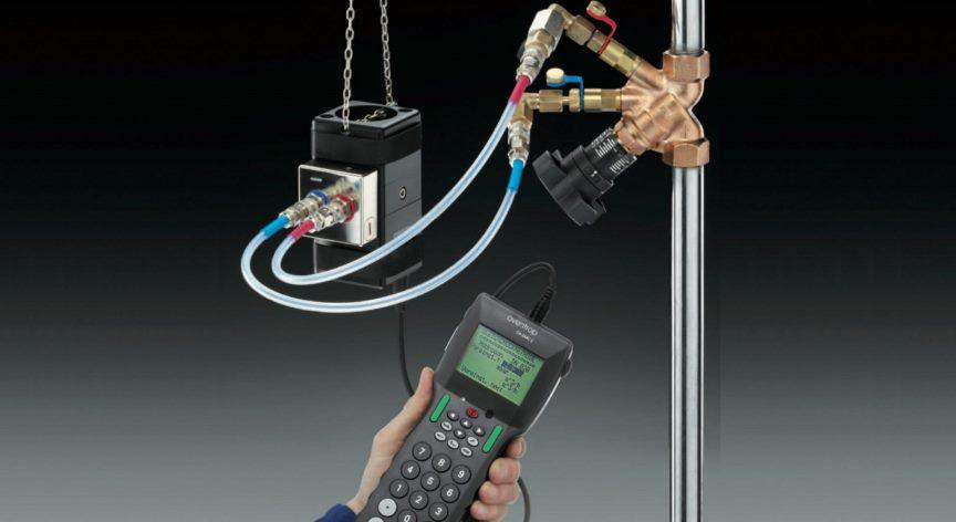 Система отопления - балансировка прибором