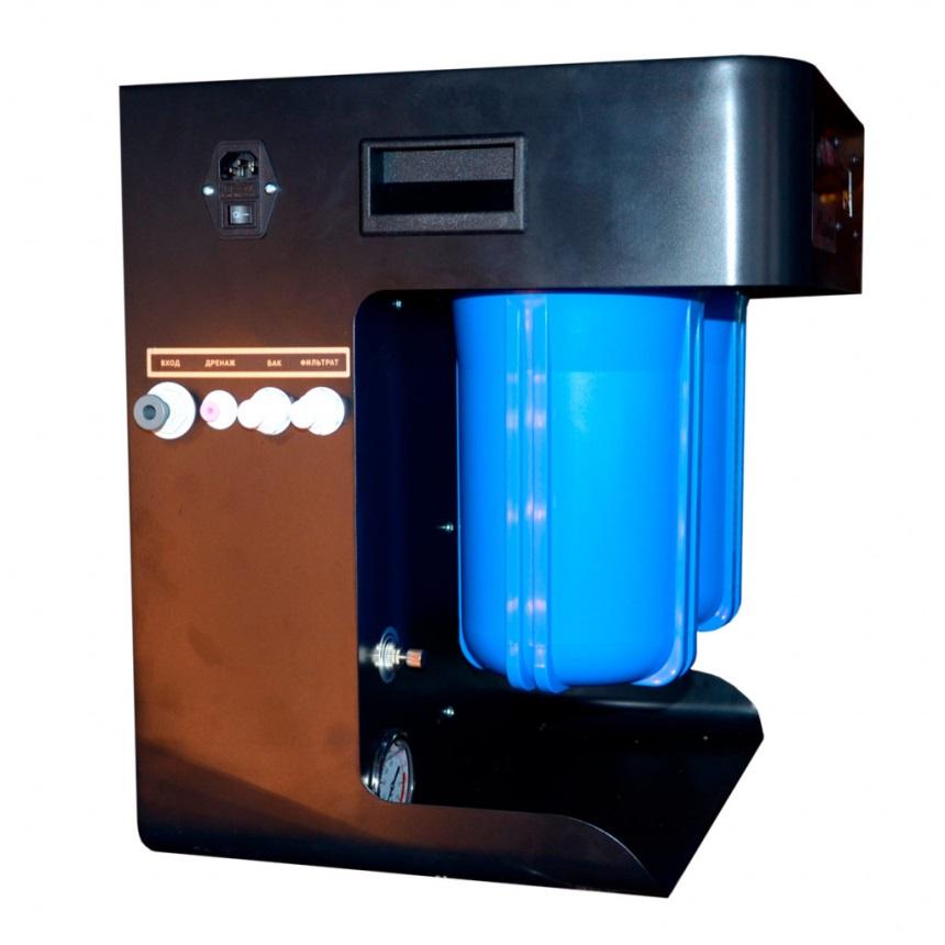Водяной фильтр Маэстро 4000 - регулировки