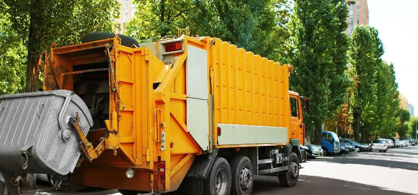 вывоз мусора перерасчет