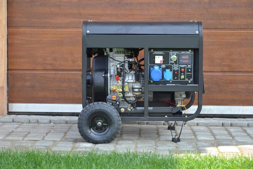Дизель-генератор для частного дома