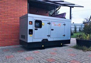 дизель-генератор в частном доме