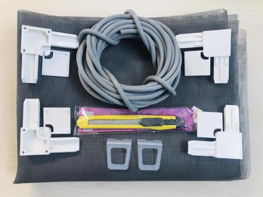 Набор для ремонта москитной сетки