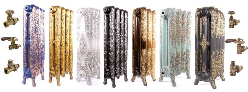 Отопление, радиаторы