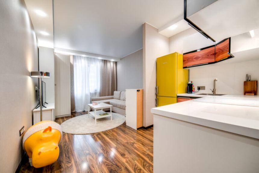 Продать квартиру с косметическим ремонтом