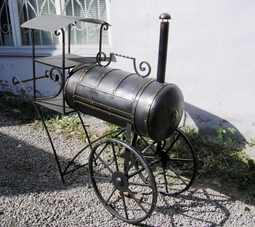 паровозик
