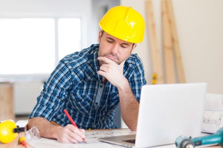 Учет работ, подрядчик
