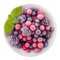 Заморозка ягод - сохранность витаминов