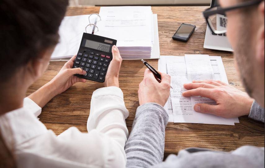 Налоговый вычет, подсчет