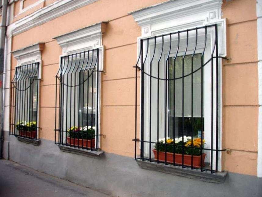 Решетки в квартирах