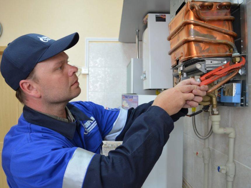 Техобслуживание газовых приборов