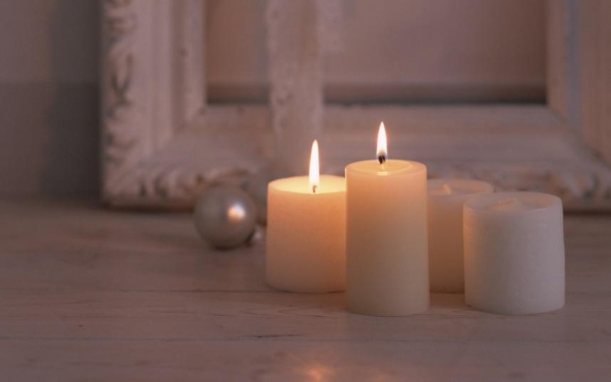 Запрет, свечи