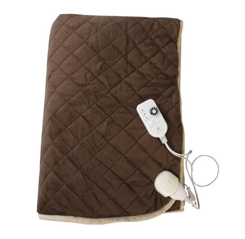 Холод и электрическое одеяло