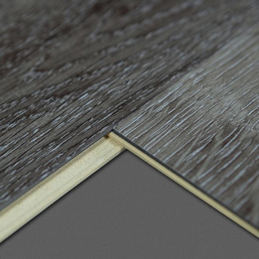 Кварцвиниловая плитка с замковым соединением