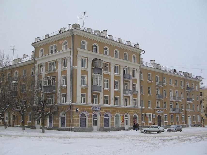 Бельэтаж в сталинке