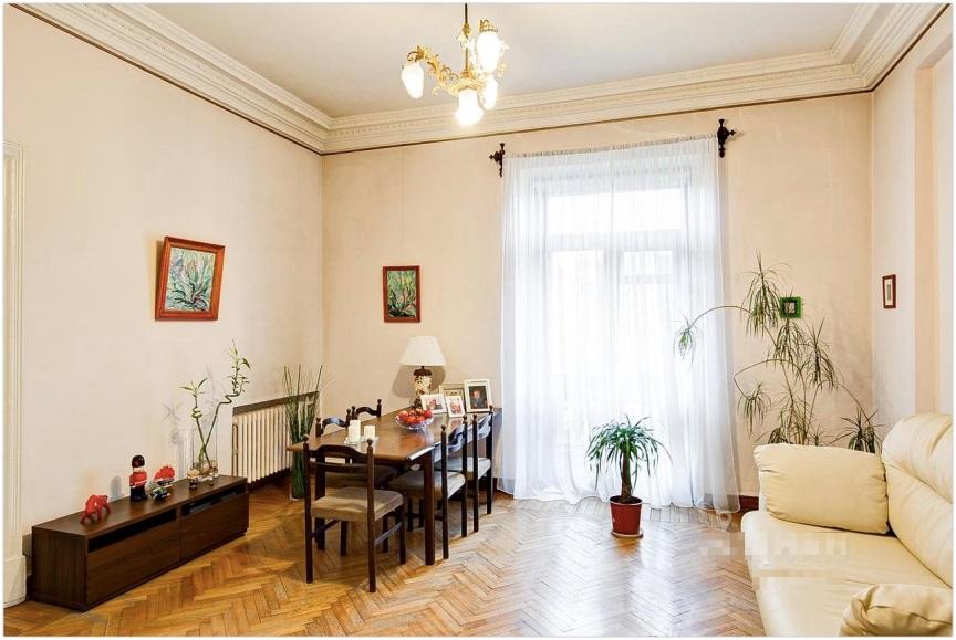 Квартира-сталинка