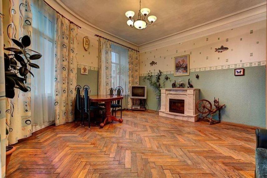 Квартира в сталинке