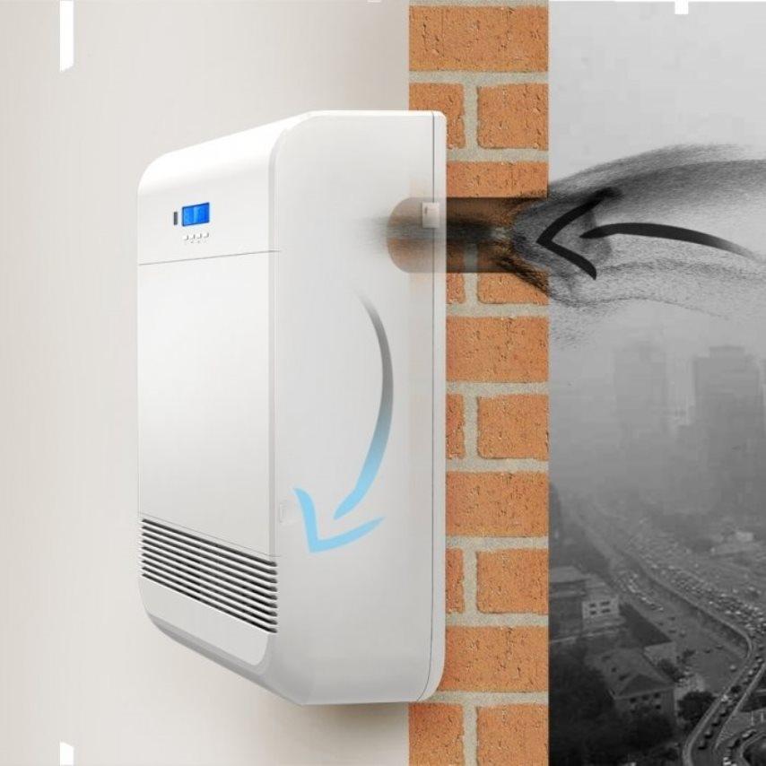 Очистка воздуха, приточная вентиляция