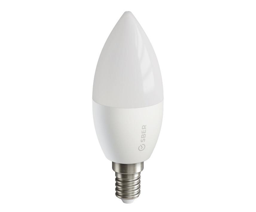 Умная лампочка Е14