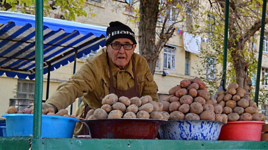 Штраф за продажу картошки