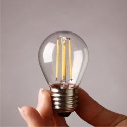 Филаментная лампа
