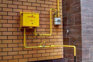 Природный газ, подключение