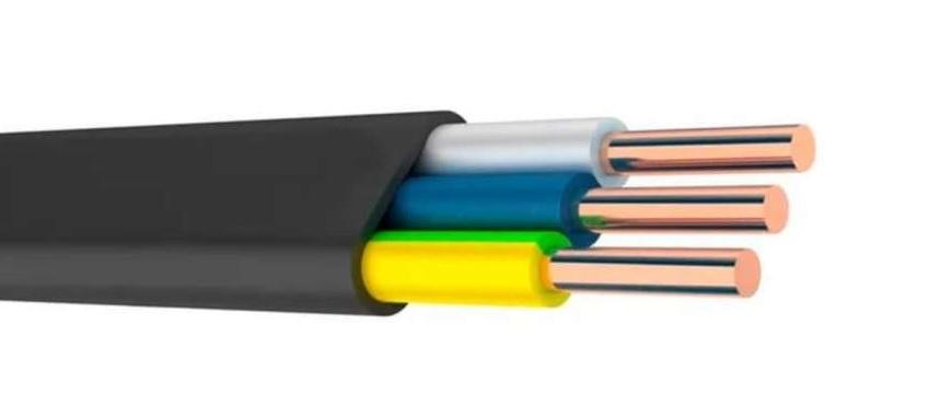 Проводка из плоского кабеля
