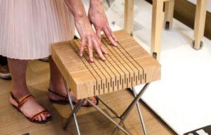 Эластичная древесина